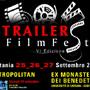 Programma del Trailers Film Fest - Venerdì 26 settembre
