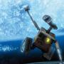 WALL•E: animazione con la macchina da presa - La grandezza dei robot di WALL•E è tutta nei loro limiti
