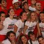 High School Musical 3: fotogallery del red carpet romano - La performance sul red carpet