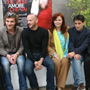 Amore che vieni, Amore che vai: Photo call - Il cast del film