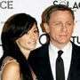 Quantum of Solace: il Red Carpet - Daniel Craig e la moglie Satsuki Mitchell