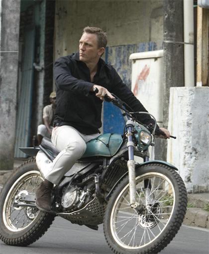 Tutti i segreti digitali del nuovo James Bond - Gli effetti visivi digitali
