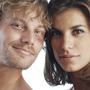 La fidanzata di pap�, la fotogallery - Davide Silvestri e Elisabetta Canalis