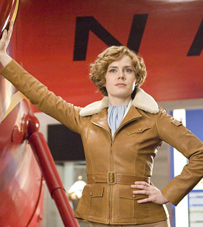 Amelia Earhart � interpretata da Amy Adams