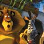 Madagascar 2: ci vuole un fisico bestiale - Dietro al microfono in Madagascar