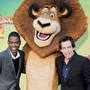Madagascar 2, la photo call dei doppiatori - Ben Stiller e Chris Rock