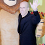 Madagascar 2, la photo call dei doppiatori - Jeffrey Katzenberg, boss della Dreamworks Animation