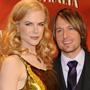 Australia: la fotogallery della premiere a Madrid - Nicole con il marito Keith Urban
