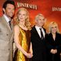 Australia: la fotogallery della premiere a Madrid - Il cast con il regista Baz Luhrmann
