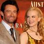 Australia: la fotogallery della premiere a Madrid - Nicole e Hugh