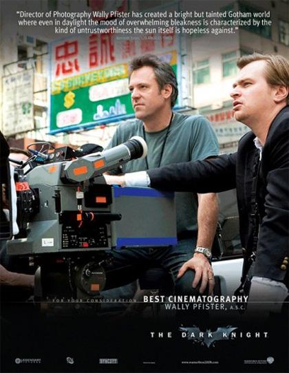 Un'immagine promozionale -  Dall'articolo: Heath Ledger si aggiudica l'Oscar australiano.