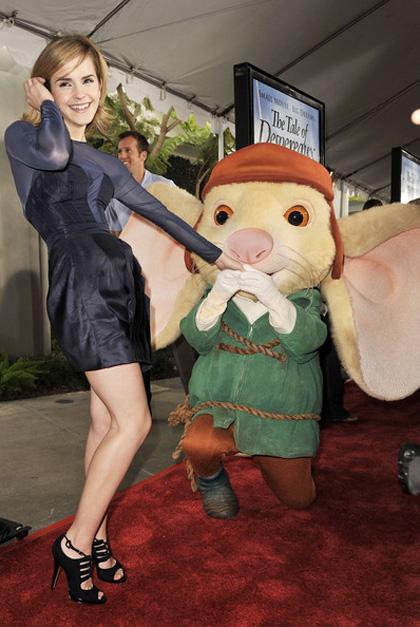 Le avventure del topino Despereaux (2008)