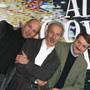 Il cosmo sul com�: se ridi ti passa - Tre uomini e il cinema