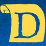 Coraline: i poster delle 26 lettere dell'alfabeto - La lettera D