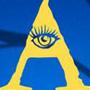 Coraline: i poster delle 26 lettere dell'alfabeto - La lettera A