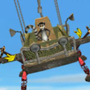 Madagascar 2, il videogioco - Un'immagine del videogioco