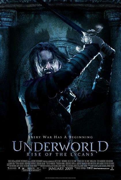 Underworld: La ribellione dei Lycans (2009)