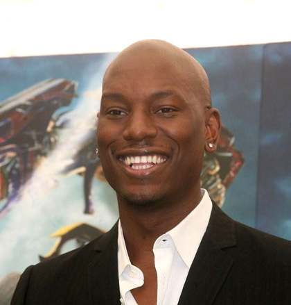 In foto Tyrese Gibson (39 anni)