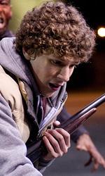 Zombieland: prime immagini di Eisenberg, Harrelson e Breslin - Columbus (Jesse Eisenberg)
