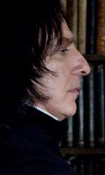 Harry Potter e il principe mezzosangue: altre foto ufficiali del cast - Severus Snape (Alan Rickman)