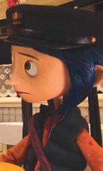 Coraline e la porta magica, il film - Con i talenti vocali di… (parte prima)