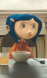 Coraline e la porta magica, il film - Con i talenti vocali di… (parte seconda)