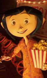 Coraline e la porta magica, il film - Sul Set