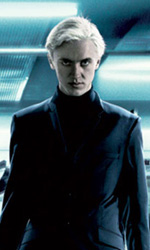 Harry Potter e il principe mezzosangue: le differenze tra il libro e il film - Draco (Tom Felton) e Fenrir (Dave Legeno)