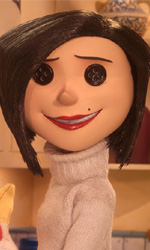 Box Office: Coraline in testa alla classifica italiana - Box Office Italia