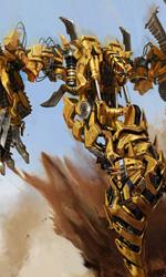I robot giganti sono solo pupazzoni -