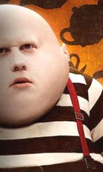 Alice in Wonderland: altre tre foto ufficiali - Matt Lucas interpreta i terribili gemelli Tweedledee e Tweedledum