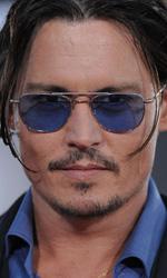 Nemico Pubblico: le foto della premiere - Johnny Depp (John Dillinger)