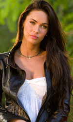 In foto Megan Fox (31 anni)