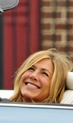 Bounty Hunter: le foto della Aniston e di Butler sul set - Casidy (Jennifer Aniston) e Milo (Gerard Butler)