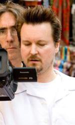 Let me in: Mat Reeves parla del remake - Matt Reeves durante le riprese di Cloverfield