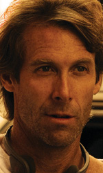 In foto Michael Bay (48 anni)
