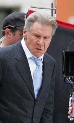 In foto Harrison Ford (75 anni)