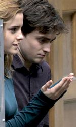 Harry Potter e i doni della morte: le nuove immagini dal set di Londra