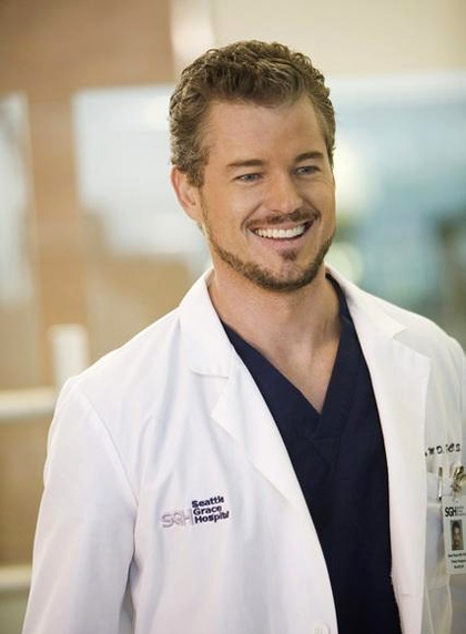 In foto Eric Dane (41 anni)