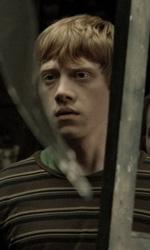 Harry Potter e il principe mezzosangue: gli Inferi della caverna