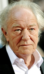 Harry Potter e il principe mezzosangue: premiere a New York - Michael Gambon