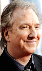 Harry Potter e il principe mezzosangue: premiere a New York - Alan Rickman