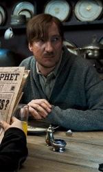 Nuovi professori, nuovi problemi:  una lezione per Harry Potter - Remus Lupin