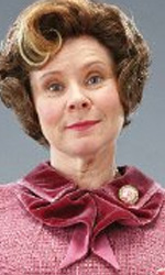 Nuovi professori, nuovi problemi:  una lezione per Harry Potter - Dolores Jane Umbridge