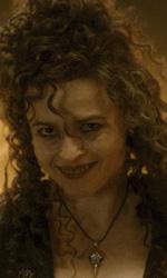 Harry Potter e il principe mezzosangue: battuto il record del cavaliere oscuro - Bellatrix (Helena Bonham Carter) durante l'attacco alla Tana