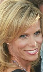 La dura verità, premiere a Los Angeles - Cheryl Hines con John Michael Higgins