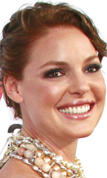 La dura verit�, premiere a Los Angeles - Katherine Heigl