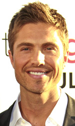 La dura verità, premiere a Los Angeles - Eric Winter con la moglie Roselyn Sanchez