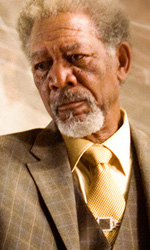 Red: Morgan Freeman entra nel cast - Sloan (Morgan Frreman)