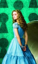 Alice in Wonderland: primi poster - Il poster di Alice